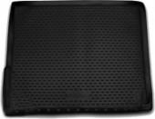 Novline Коврик в багажник Volkswagen Touareg '10-, полиуретановый черный