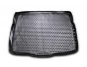 Novline Коврик в багажник Hyundai i30 GD '13-16, полиуретановый черный