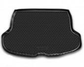 Novline Коврик в багажник Infiniti EX (QX50) '08-, полиуретановый черный