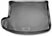 Novline Коврик в багажник Jeep Compass '11-, полиуретановый черный