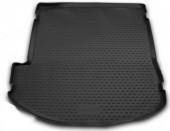 Novline Коврик в багажник Hyundai Grand Santa Fe '13- DM, полиуретановый черный