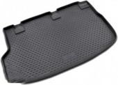 Novline Коврик в багажник Hyundai H-1 '07-, полиуретановый черный