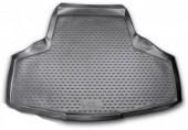 Novline Коврик в багажник Infiniti M (Q70) '11-, полиуретановый черный