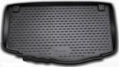 Novline Коврик в багажник Kia Picanto '11-, полиуретановый черный