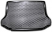 Novline Коврик в багажник Toyota RAV4 '10-12, полиуретановый черный