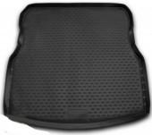 Novline Коврик в багажник Nissan Almera '13-, полиуретановый черный