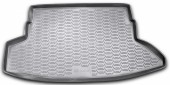 Novline Коврик в багажник Nissan Juke '11-14, полиуретановый черный