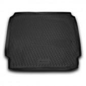 Novline Коврик в багажник Opel Zafira '12-, полиуретановый черный