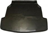 Novline Коврик в багажник Renault Latitude '10-, полиуретановый черный