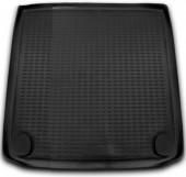 Novline Коврик в багажник Ssangyong Rexton II '01-12, полиуретановый черный