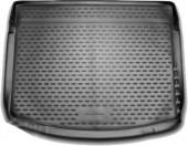 Novline Коврик в багажник Toyota Auris '13-, полиуретановый черный