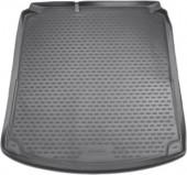 Novline Коврик в багажник Volkswagen Jetta VI '10-, полиуретановый черный