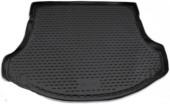 Novline Коврик в багажник Kia Sportage '10-15, полиуретановый черный