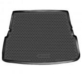 Novline Коврик в багажник Infiniti QX56 '04-10, полиуретановый черный