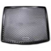 Novline Коврик в багажник Kia Sorento '10-15 XM 7 мест, полиуретановый черный
