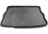 Novline Коврик в багажник Lifan 330 '13-, полиуретановый черный