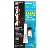 DoneDeal DD6659 Двухкомпонентный суперадгезив для пластика