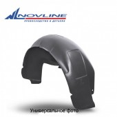Novline Подкрылок для Chevrolet Aveo '11- хб, задний правый