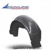 Novline Подкрылок для Mitsubishi Lancer X '07- хетчбек, задний правый