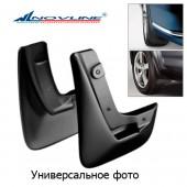 Novline Брызговики для Ford Fiesta '15- седан, передние
