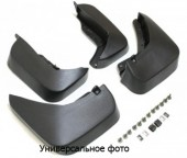 AVTM Брызговики для Subaru Outback '09-14, полный комплект