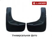 L.Locker Брызговики для Volkswagen Polo '10-15 седан, задние