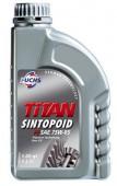 Fuchs Titan Sintopoid FE 75W-85 Синтетическое трансмиссионное масло