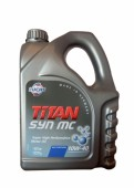 Fuchs Titan Syn MC 10W-40 Полусинтетическое моторное масло