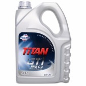 Fuchs Titan GT1 PRO C-3 5W-30 XTL Синтетическое моторное масло