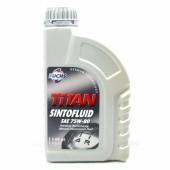 Fuchs Titan Sintofluid 75W-80 Синтетическое трансмиссионное масло