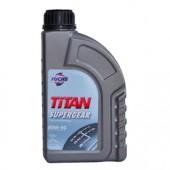 Fuchs Titan Supergear 80W-90 Минеральное трансмиссионное масло