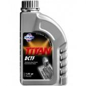 Fuchs Titan DCTF Синтетическое трансмиссионное масло
