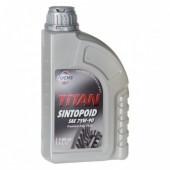 Fuchs Titan Sintopoid 75W-90 Cинтетическое трансмиссионное масло