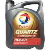 Total Quartz 9000 V-Drive 0W-20 Cинтетическое моторное масло