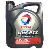 Total Quartz Ineo MDC 5W-30 Синтетическое моторное масло