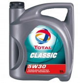 Total Classic 5W-30 Синтетическое моторное масло
