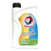 Total Glacelf Plus -38С Антифриз сине-зеленый