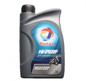Total Hi Perf 2T Sport Синтетическое масло для 2Т двигателей
