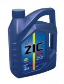 ZIC X5 Diesel 10W-40 Полусинтетическое моторное масло