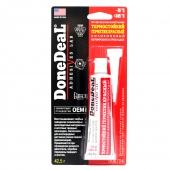 DoneDeal DD6724 | DD6728 Термостойкий красный силиконовый формирователь прокладок