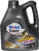 Mobil Super 3000 XE 5W-30 Синтетическое моторное масло