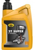 Kroon Oil Maestrol 2-T Полусинтетическое масло для 2Т двигателей