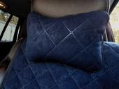 Аvторитет Подушка на подголовник, темно-синий