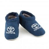 Autoprotect Тапочки комфорты Toyota, синие багира