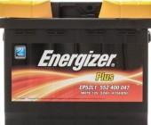 Energizer Plus 552 400 047 EN470 52Ah 12v -/+ Аккумулятор автомобильный