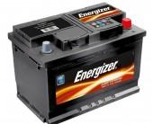 Energizer 570 409 064 EN640 70Ah 12v -/+ Аккумулятор автомобильный
