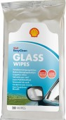 Shell Glass Wipes Салфетки для стекла, 20шт