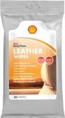 Shell Leather Wipes Салфетки для кожи, 20шт