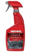 Mothers Carpet & Upholstery Cleaner Спрей для химчистки ткани