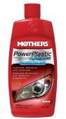 Mothers Power Plastic 4Lights Профессиональный полироль-реставратор для фар